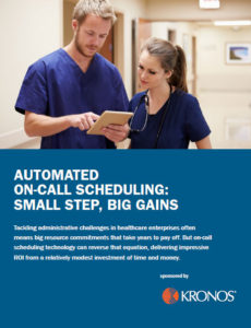 Automated On-Call Scheduling